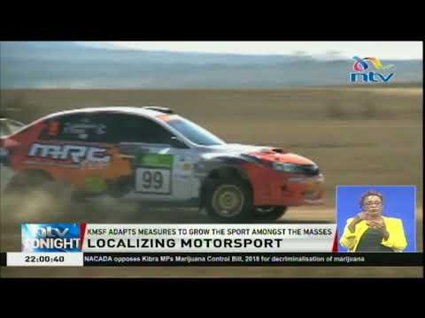KMSF adapts measures to grow motorsport amongst the masses in Kenya
