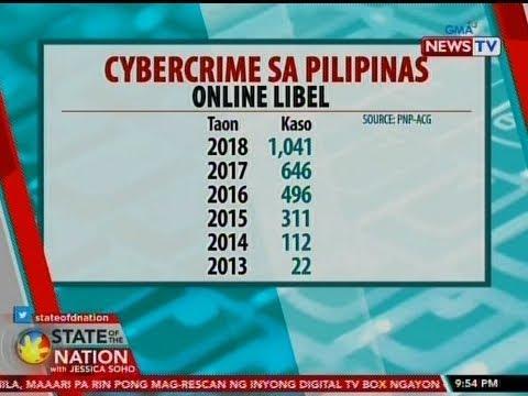 [GMA]  SONA: Pagdami ng internet users sa bansa, isa sa mga nakikitang dahilan kaya tumataas ang…
