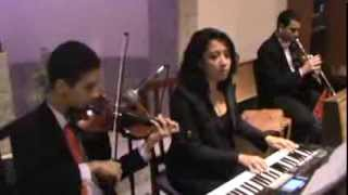 ABC Musical - Nickelback - Far Away - Violino e Teclado - Músicos para Eventos.