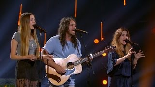 America's Got Talent 2016 Edgar Family Band Full Judge Cuts Clip S11E08