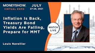 Inflation Is Back, Treasury Bond Yields Are Falling, Prepare for MMT