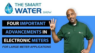 Advancements in Electronic Water Meters for Large Meter Applications