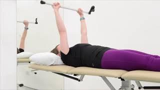 Frozen Shoulder Assisted Flexion