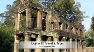 preview picture of video 'Angkor TK Travel & Tours, Siem Reap, Cambodia'