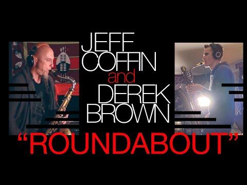 Jeff Coffin and Derek Brown  