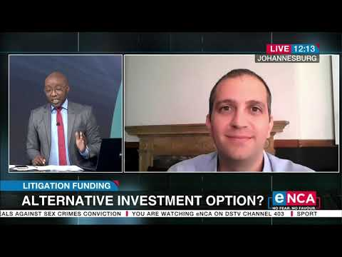 Litigation Funding Alternative investments option?