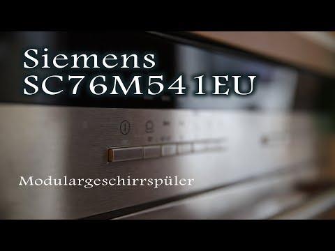 Modular-Geschirrspüler Siemens SC76M541EU iQ500 IKEA