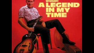 Don Gibson ~ I'm Crying Inside