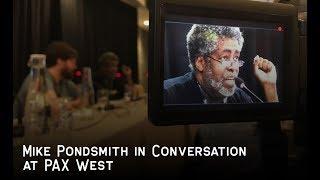 Mike Pondsmith In Conversation (PAX West 2018)