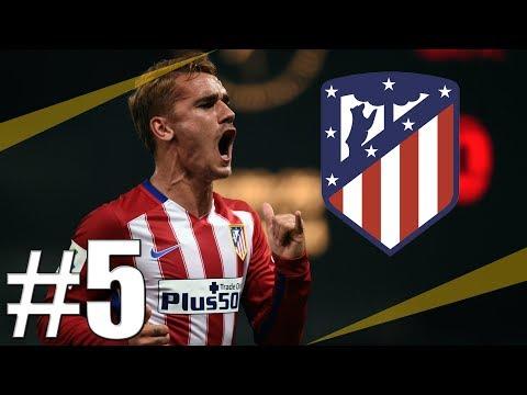 FIFA 18   Koblih Golmanem   Bitva S Alteticem Madrid A Španělský Pohár   PART 5   CZ/SK