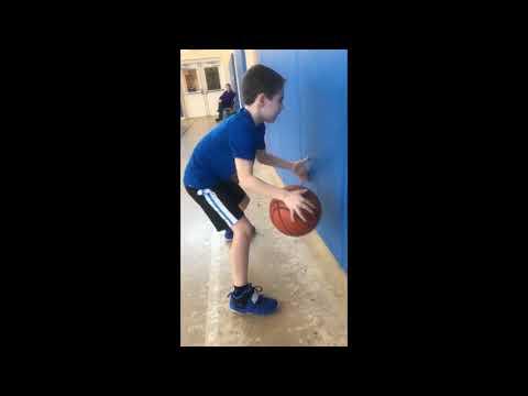 Dunkman Zack's 8 Year old Epic Basektball Trick Shot video
