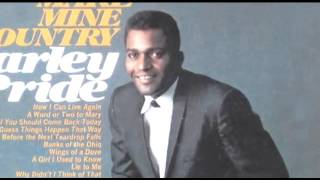 Charley Pride   Just A Girl I Used To Know 1968