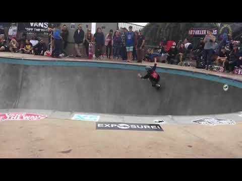 Jordan Santana , Exposure Competition 2017