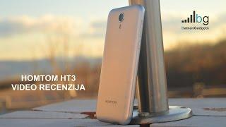 HomTom HT3 - Mini Recenzija - BalkanGadgets