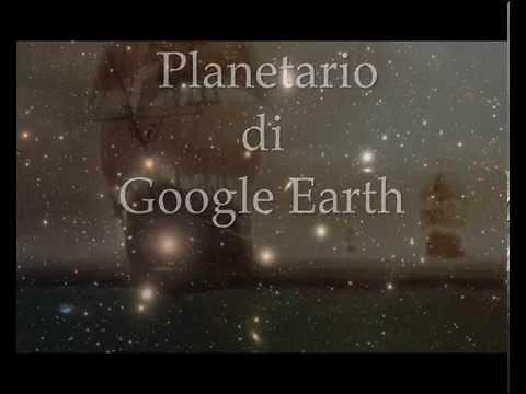 Alien Spaceships- Vascelli Alieni scoperti nel planetario di Google Earth