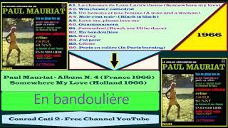 Paul Mauriat - B2 - En bandoulière {Album n  4 '66}