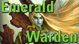 Hero Spotlight: Emerald Warden