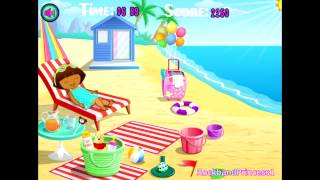 Dora The Explorer TV Game