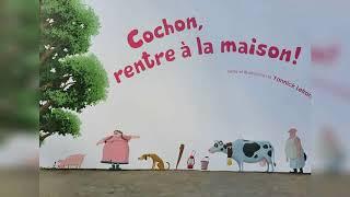 Contes à distance: Le Petit Cochon Têtu