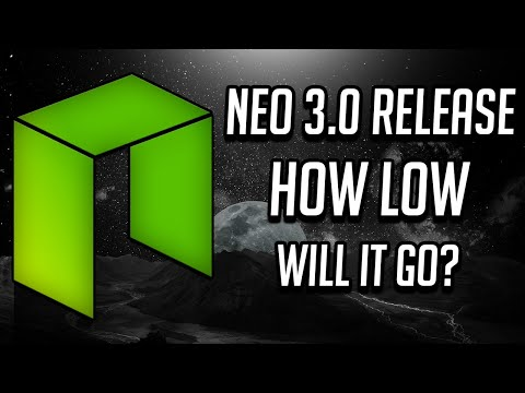 NEO 3.0 Release - How Low Will Price Go? (2019)