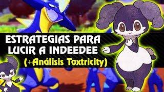 Indeedee  - (Pokémon) - ¿CUÁL ES LA DIFERENCIA DE SUS 2