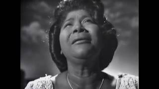Silent Night- Mahalia Jackson