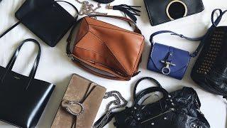 Designer Handbag Collection (German)