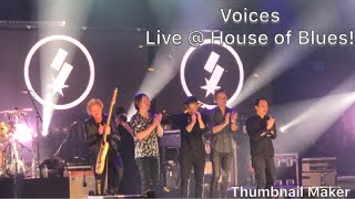 Switchfoot   Voices (Live @ House Of Blues 2019) (4K)