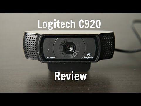 Logitech C920 Review-Best Webcam On the Market in 2016
