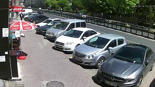 preview picture of video 'ip kamera kurulum Kayseri İstasyon cad.Teknofix   1 mp 720p hd kamera goruntusu   IP14S01'