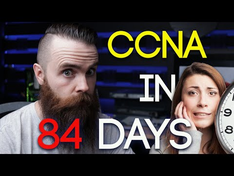CCNA in 84 days? - YouTube