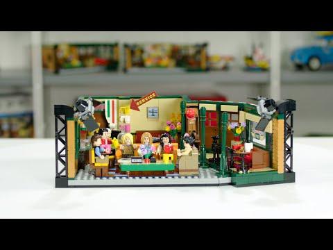 LEGO Central Perk (21319)