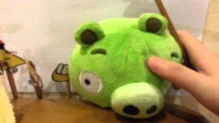 Angry Birds Year Of The Dragon Plush Vision