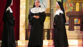 """The Sound of Music - Sisters' singing """"Maria"""""""