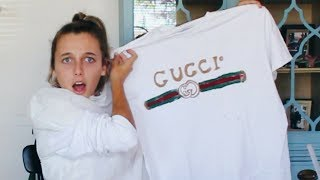 $450 GUCCI T-SHIRT
