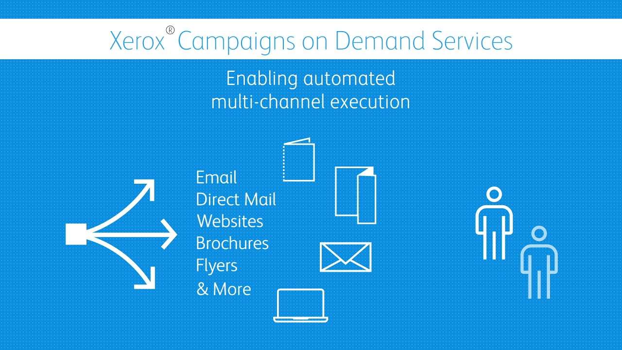 Xerox® Campaigns on Demand Services YouTube Video