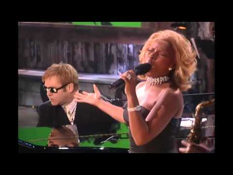 Elton John - Night time is the right time (with Mary J. Blidge)