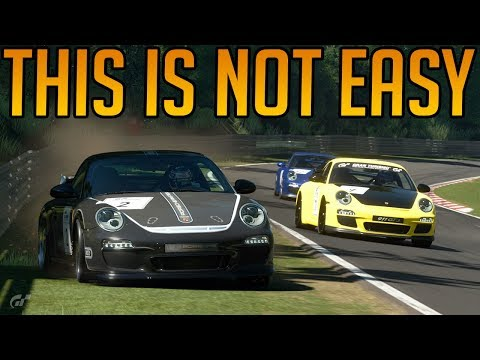 Gran Turismo Sport: Getting Good Isn't Easy