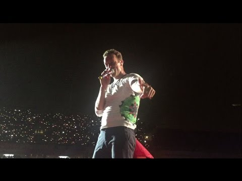 Coldplay - Fix You (Live Barcelona May 26, 2016)