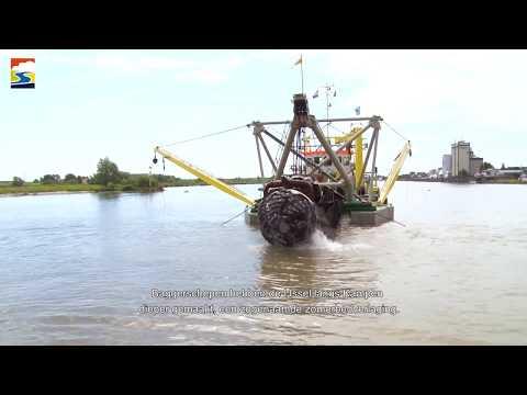 Ouderenbonden houden middag over de IJssel en het Drontermeer