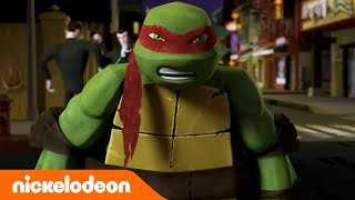 Las Tortugas Ninja   Primeras Peleas   TMNT   Nickelodeon en Español