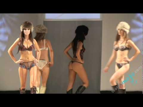 Lingerie Francaise Fashion Show - Part 11
