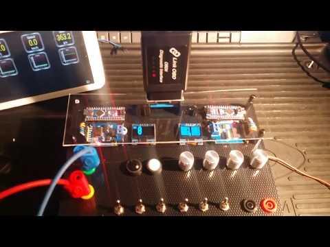 MicroMFD V0 2 - Menu and Basic Comm - Arduino OBDII Car Data