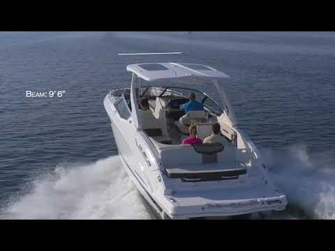 Chaparral 317 SSX video