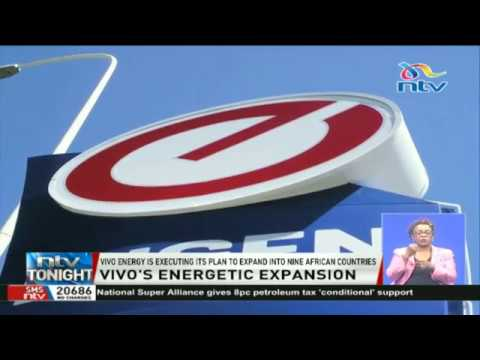 Vivo Energy executing its plan to expand into nine African countries