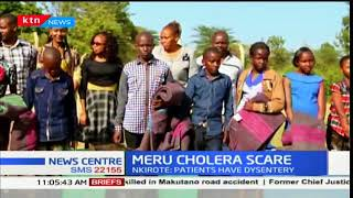 Meru health CEC refutes reports of a cholera outbreak