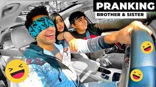 Pranking My Brother & Sister | Rimorav Vlogs