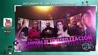 DOCUMENTAL 01: YO SOY SOCIO ¿Y TU? POR LA CAMPAÑA DE SENSIBILIZACIÓN