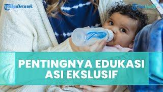 Bagimana Edukasi Terkait Pentingnya Pemberian Asi Ekslusif dan Bahaya Makanan Ultra Proses