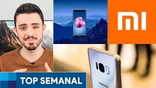 Top 4 SEMANAL| Rumores GALAXY S9, Huawei P Smart, Xiaomi Mi 7 y WhatsApp Business!